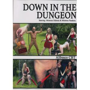 Down in the Dungeon - Alfresco CBT
