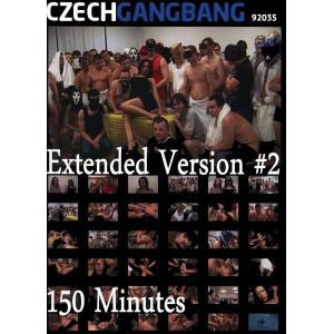 Czech Gangbang 2 Extended