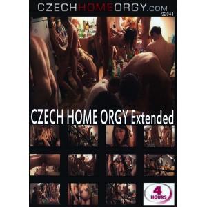 Czech Home Orgy 3 Extended