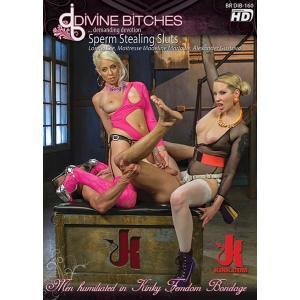 Divine Bitches - Sperm Stealing Sluts
