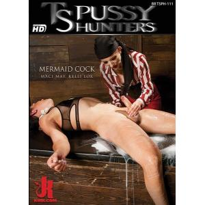 Trans Seduction Pussy Hunters - Mermaid Cock