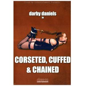 Bryan Davis - Corsetted Cuffed & Chained
