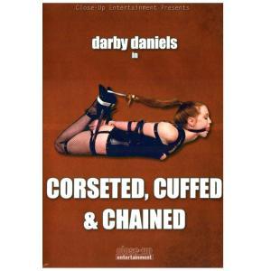 Bryan Davis - Corsetted Cuffed & Chained