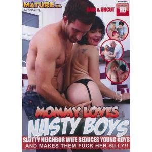 Mommy Loves Nasty Boys