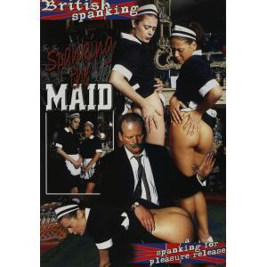 British Spanking - Spanking the Maid