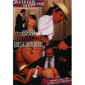 British Spanking - New Domestic Discipline