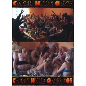 Czech Home Orgy 05