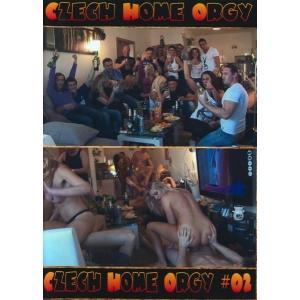Czech Home Orgy 02