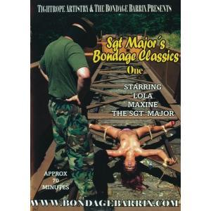 Sgt Major Bondage Classics 1