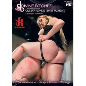 Divine Bitches - Sadistic Butcher Hazes Meatboy