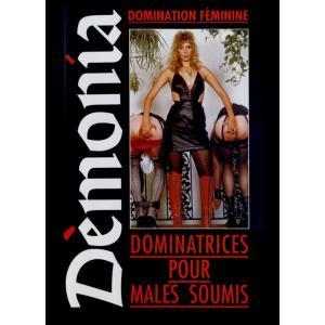 Demonia - Dominatrices pour males soumis