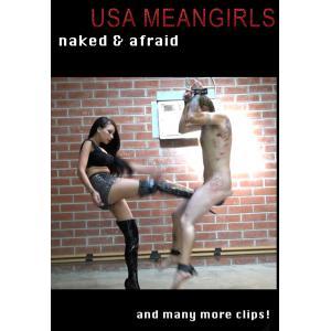 USA Meangirls - Naked & Afraid