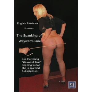 The Spanking of wayward jane