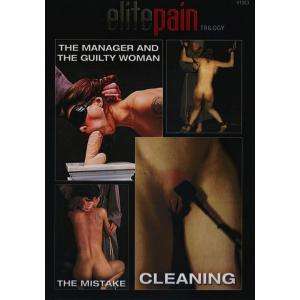 Elite Pain Trilogy The manager - the mistake - cleaning