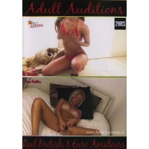 Adult Auditions - Real British Amateurs 6