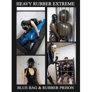 Blue bag & Rubber Passion