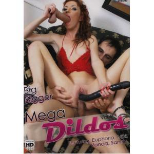 Big Bigger Mega dildos Vol.4