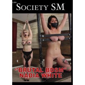 Brutal BDSM Nadia White