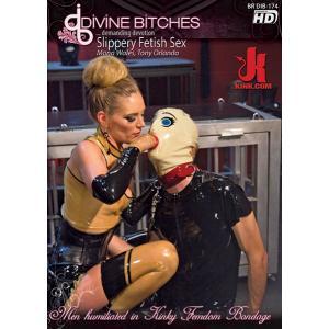 Divine Bitches - Slippery Fetish Sex