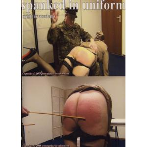 Spanked in Uniform - Military Academy