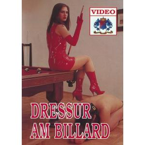 Dressur Am Billard