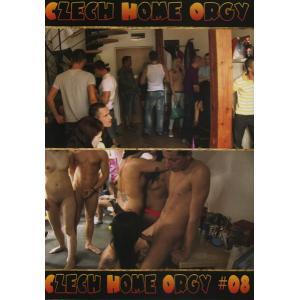 Czech Home orgy 8