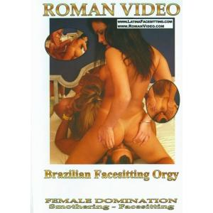 Brazilian Facesitting Orgy