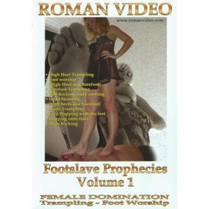 Footslave Prophecies 1