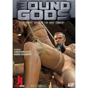 Bound Gods - Straight boy begs for hard torment