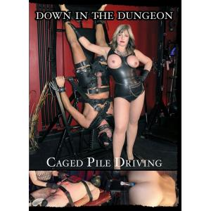 Caged Pile Driving