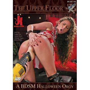 A BDSM Halloween orgy