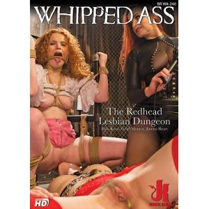 Whipped Ass - The Redhead lesbian Dungeon