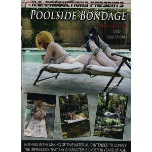 Poolside bondage