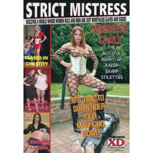 Issue 2 - Strict Mistress