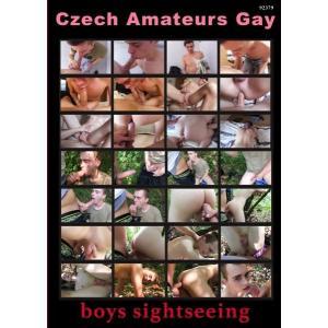 Boys Sightseeing