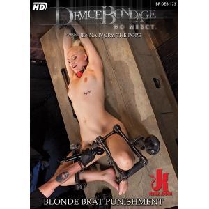 Device Bondage - Blonde Brat Punishment