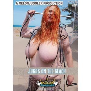 Melon Juggler - Juggs on the Beach