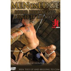 Men on Edge - Bound Beefcake gets edged to the max