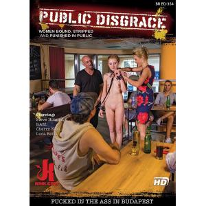 Public Disgrace - Fucked in the ass in budapest