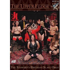 The Upper Floor - The Stewards Birthday Slave Orgy