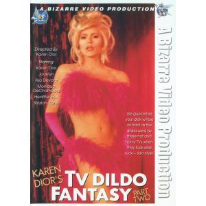 Bizarre Video - Tv Dildo Fantasy Part 2