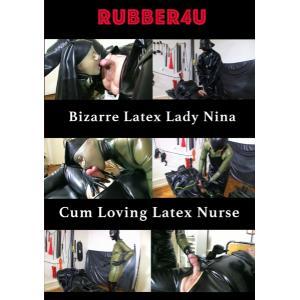 Bizarre Latex Lady Nina