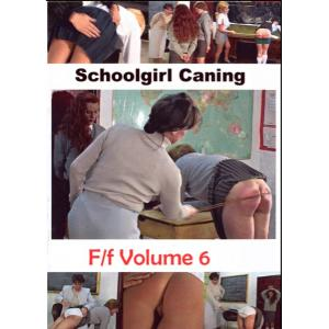 Schoolgirl Caning f/f 6