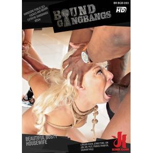 Bound Gangbangs - Beautiful Busty Housewife