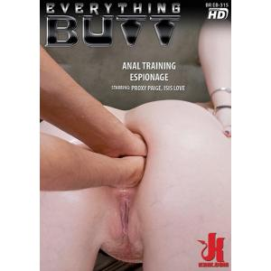 Everything Butt - Anal Training Espionage