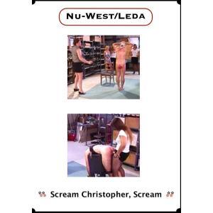 Scream Christopher Scream