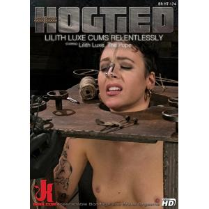Hogtied - Lilith Luxe Cums Relentlessy