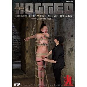 Hogtied - Girl Next Door Overwhelmed with orgasms