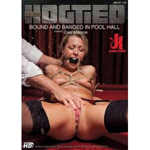 Hogtied - Bound and Banged in Pool Hall