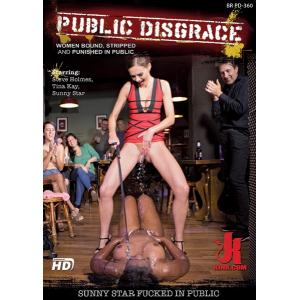 Public Disgrace - Sunny Star Fucked In public